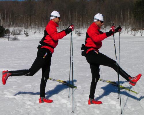 14. Front-Back Leg Swing